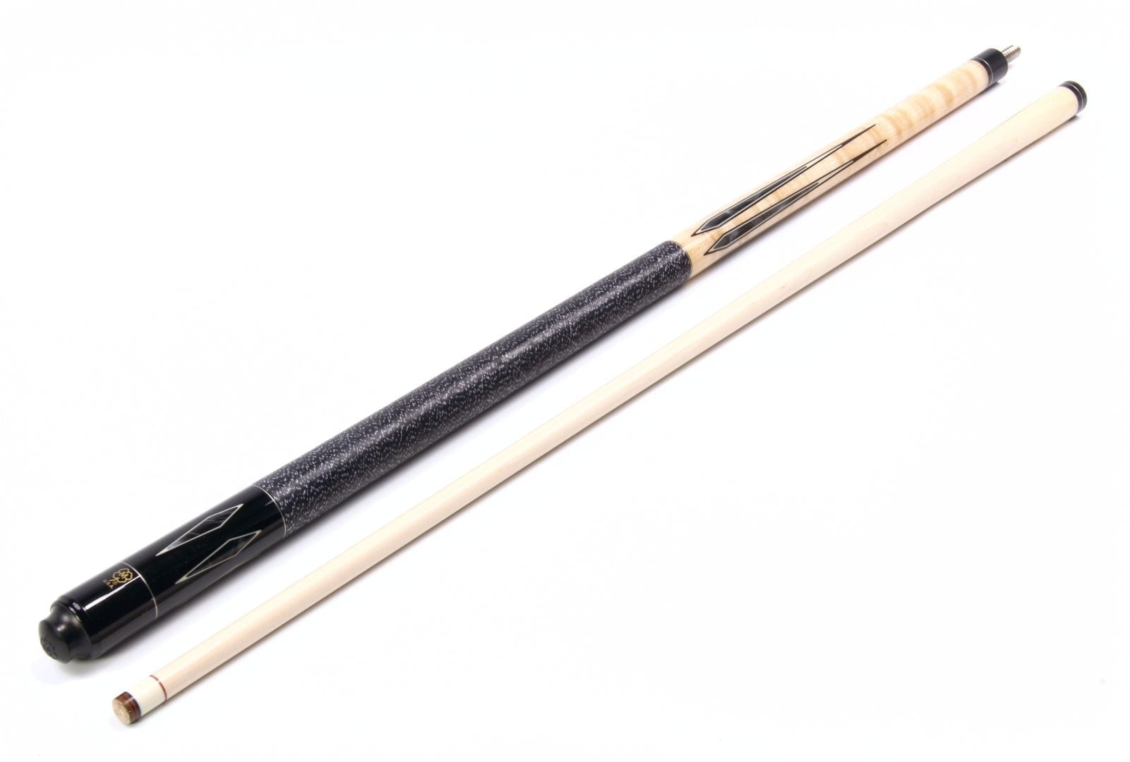 G326A McDermott BLACK PEARL Hand Crafted G-Series American Pool Cue 13mm tip